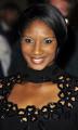 denise lewis sport sporting celebrities celebrity fame famous star heptathlete negroes black ethnic portraits