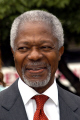 kofi annan ghanaian diplomat served seventh secretary-general secretary general secretarygeneral united nations politicians political celebrities celebrity fame famous star negroes black ethnic portraits