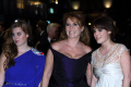 duchess york sarah ferguson daughters beatrice eugenie royalty aristocracy celebrities celebrity fame famous star females white caucasian portraits