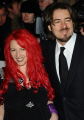 jonathan ross obe english television chat radio presenter wife jane goldman british hosts talk presenters celebrities celebrity fame famous star males white caucasian portraits
