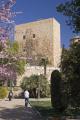 spanish city tarragona mediaeval torre del pretori costa dorada mediterranean catalunya catalonia espana european espagne espa anfiteatro romano archeology ruins excavation daurada durada brava spain spanien la spagna