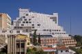 spanish city tarragona apartment complex overlooking sea costa dorada mediterranean catalunya catalonia espana european espagne espa housing block daurada durada brava spain spanien la spagna