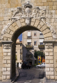 spanish city tarragona portal sant antoni old walls costa dorada mediterranean catalunya catalonia espana european espagne espa anfiteatro romano archeology ruins excavation daurada durada brava spain spanien la spagna