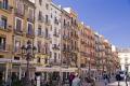 spanish city tarragona restaurants bars plaza la font costa dorada mediterranean catalunya catalonia espana european espagne espa pavement cafe bistro pizzeria daurada durada brava spain spanien spagna