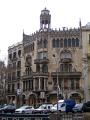 barcelona casa lle morera architect dom nech montane catalunya catalonia spanish espana european espagne espa architecture modernism modernismo costa brava spain spanien la spagna