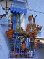 pe iscola spain attractive balcony old town spanish espana european espagne espa bay holiday vacation mediterranean valencia castell costa del azahar peniscola valenciana spanien la spagna