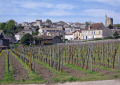 village vineyards saint milion france french landscapes european emilion aquitaine gironde viticulture viniculture vineyard grapevine winemaking bordeaux claret grapes vignoble cabernet sauvignon franc merlot la francia frankreich