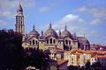 perigueux france cath drale st french buildings european dordogne department aquitaine religious catholic byzantine mediaeval la francia frankreich