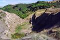 sibley volcanic preserve near oakland california. bardic maze san francisco california american yankee geology vulcanism seismology faultline bay area usa volcano californian united states