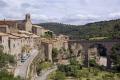 languedoc france village minerve french landscapes european herault rault plus beaux villages bridge minervois roussillon la francia frankreich