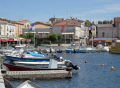 languedoc france town harbour ze bassin thau french landscapes european herault rouissillon montpellier mediterranean haven port quayside marina roussillon la francia frankreich