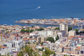 languedoc france view mont st clair town te la pointe courte french landscapes european herault montpellier mediterranean golfe du lion seaside roussillon francia frankreich
