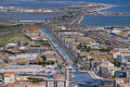 languedoc france town te taken mont st clair looking east canal du rh ne french landscapes european herault montpellier mediterranean golfe lion seaside roussillon la francia frankreich