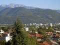 grenoble france suburbs mountains french landscapes european alpine rh ne alpes town city la francia frankreich