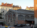 halles ste claire grenoble french buildings european france alpine mountains rh ne alpes town city market sainte march la francia frankreich