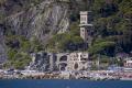 town monterosso al mare italy cinque terre taken ferry liguria italian european italia riviera mediterranean lands italien italie