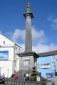 monument daniel connell ennis irish towns european statue clare cl republic ireland eire irland irlanda
