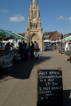 stalls farmers market stratford avon warwickshire midlands england english angleterre inghilterra inglaterra united kingdom british