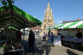 farmers market rother street stratford avon warwickshire midlands england english angleterre inghilterra inglaterra united kingdom british