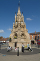 american fountain stratford avon warwickshire midlands england english angleterre inghilterra inglaterra united kingdom british