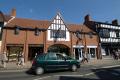 bards walk shopping stratford avon warwickshire midlands england english angleterre inghilterra inglaterra united kingdom british