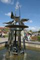 christine lee fountain stratford avon warwickshire midlands england english angleterre inghilterra inglaterra united kingdom british