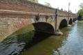 tramway bridge stratford avon warwickshire midlands england english angleterre inghilterra inglaterra united kingdom british