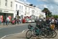 bicycles stratford avon warwickshire midlands england english angleterre inghilterra inglaterra united kingdom british