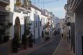 costa del sol spain typical street old estepona mediterranean andalucia spanish espana european espagna andalusia laga malaga spanien espa espagne la spagna