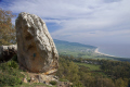 spain view bolonia atlantic coast sierra la plata spanish espana european espagna andalusia cadiz costa luz tarifa spanien espa espagne spagna