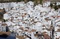 pueblo blanco white village casares near estepona costa del sol andalucia spanish espana european spain espagne espa andalusia laga malaga spanien la spagna