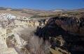 granada province spain gorge tajos alhama near town andalucia spanish espana european espagne espa andalusia costa del sol mediterranean defile chasm valley spanien la spagna