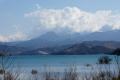 granada province spain embalse los bemejales andalucia spanish espana european espagne espa andalusia costa del sol mediterranean turquoise lake reservoir spanien la spagna