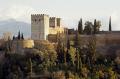 granada spain alhambra mirador san nicolas andalucia spanish espana european andalusia espagne espa fortress palace gardens spanien la spagna