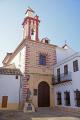 ronda spain attractive church moorish old town andalucia spanish espana european espagna andalusia laga malaga costa del sol mediterranean pueblo blanco serrania spanien espa espagne la spagna