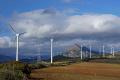 costa del sol windfarm hills manilva mediterranean andalucia spanish espana european spain espagna andalusia estepona laga malaga generators spanien espa espagne la spagna