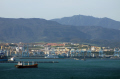 algeciras harbour taken gibraltar upper rock marine spain spanish espagna andalusia costa del sol uk united kingdom britain british pillars hercules heracles mediterranean maritime gibraltarian
