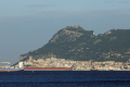 gibraltar taken waterfront algeciras uk colonies spain spanish espagna andalusia costa del sol united kingdom britain british pillars hercules heracles rock mediterranean cadiz spanien espa espagne la spagna