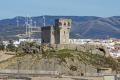 tarifa castle southern spain andalucia spanish espana european espagna espa andalusia estepona cadiz costa la luz mediaeval spanien espagne spagna