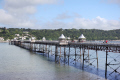 bangor pier looking island anglesey north wales piers uk coastline coastal environmental tourism sea british welsh coast isle resort gwynedd pa gales united kingdom