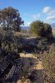 malaga province spain crumbling pavements abandoned development andalucia spanish espana european espagne espa andalusia estepona laga costa del sol mediterranean spanien la spagna