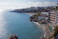malaga province spain pretty resort town nerja view balcon europa andalucia spanish espana european espagne espa andalusia estepona laga costa del sol mediterranean seaside beach tourism spanien la spagna