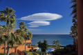 estepona costa del sol lenticular cloud formations sea clouds sky natural history nature mediterranean spain spanish espagne espa andalusia andalucia laga malaga meteorology weather spanien la spagna