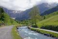 cirque gavarnie river gave french pyrenees landscapes european france hautes midi pyr es lourdes pau mountains alpine turquoise clear glacial la francia frankreich