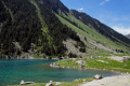 beautiful lac gaube french pyr es landscapes european france hautes midi pyrenees cauterets lourdes pau mountains alpine gave vall lake turquoise la francia frankreich