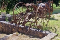 charente france old agricultural equipment gardens souffrignac farmyard animals animalia natural history nature french poitou charentes charras farming mus museum agriculture jardins historic ancient antique vintage la francia frankreich
