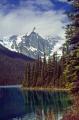 emerald lake yoho national park canada wilderness kicking horse louise burgess shale banff transparent rock flour pristine turquoise british columbia canadian