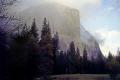 el capitan yosemite valley rain wilderness natural history nature california sierra nevadas mountains alpine np geology earth sciences national park californian united states american