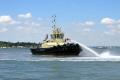 fireboat gives demonstration harwich maritime festival boats marine essex england english angleterre inghilterra inglaterra united kingdom british
