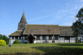 church st james paul marton situated south village cheshire england designated english heritage grade listed building oldest timber framed churches europe uk worship religion christian british architecture architectural buildings angleterre inghilterra inglaterra